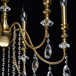 Lampa suspendată Consuelo Classic 6 Brass - 614012506 small 8