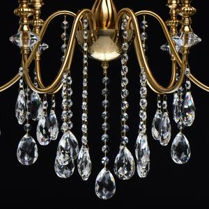 Lampa suspendată Consuelo Classic 6 Brass - 614012506 small 3