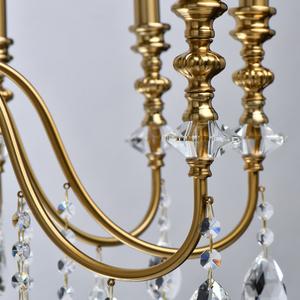 Lampa suspendată Consuelo Classic 10 Brass - 614012610 small 7