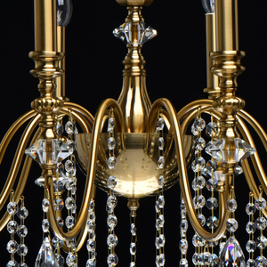Lampa suspendată Consuelo Classic 10 Brass - 614012610 small 11