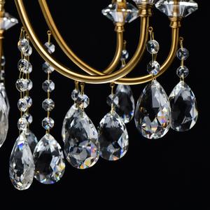 Lampa suspendată Consuelo Classic 10 Brass - 614012610 small 2