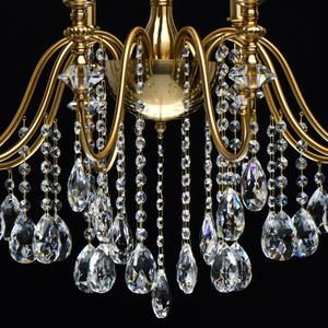 Lampa suspendată Consuelo Classic 10 Brass - 614012610 small 3