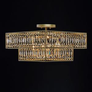 Lampa suspendată Monarch Crystal 6 Gold - 121012306 small 6