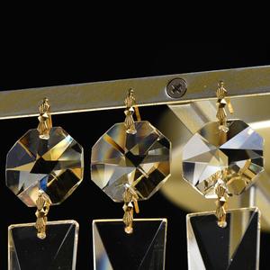 Lampa suspendată Monarch Crystal 6 Gold - 121012306 small 12