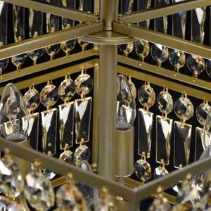 Lampa suspendată Monarch Crystal 6 Gold - 121012306 small 2