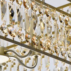 Lampa suspendată Monarch Crystal 6 Gold - 121012306 small 3