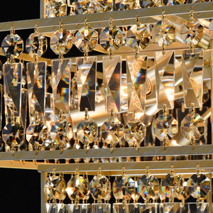 Lampa suspendată Monarch Crystal 16 Gold - 121012416 small 5