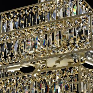 Lampa suspendată Monarch Crystal 16 Gold - 121012416 small 8