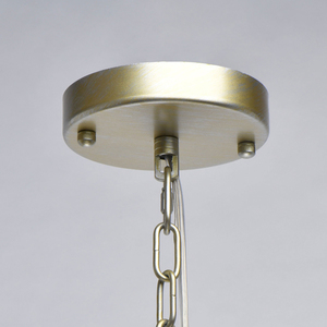 Lampa suspendată Monarch Crystal 16 Gold - 121012416 small 2