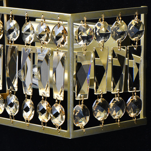 Sconce Monarch Crystal 2 Gold - 121022202 small 4