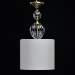 Lampa suspendată Odelia Classic 3 Brass - 619011203 small 2