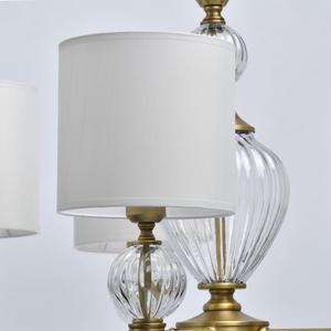 Lampa suspendată Odelia Classic 5 Brass - 619011305 small 8