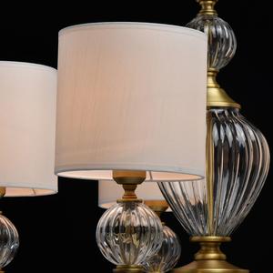 Lampa suspendată Odelia Classic 8 Brass - 619011408 small 7