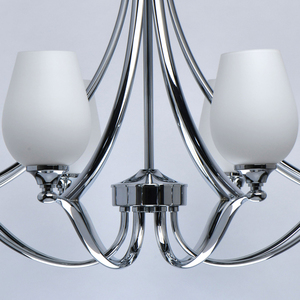Lampă cu pandantiv Palermo Elegance 8 Chrome - 386016408 small 8