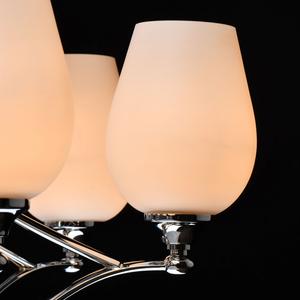 Lampă cu pandantiv Palermo Elegance 12 Chrome - 386016512 small 7