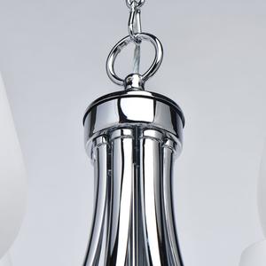 Lampă cu pandantiv Palermo Elegance 12 Chrome - 386016512 small 12