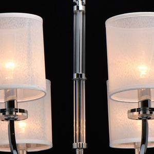 Lampă cu pandantiv Palermo Elegance 8 Chrome - 386017008 small 10