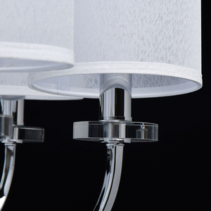 Lampă cu pandantiv Palermo Elegance 8 Chrome - 386017008 small 2