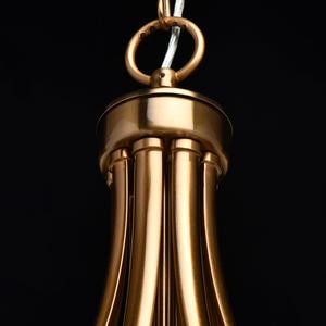 Lampă cu pandantiv Palermo Elegance 12 Alamă - 386016812 small 12