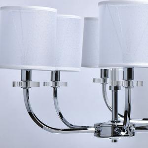 Lampă cu pandantiv Palermo Elegance 8 Chrome - 386017108 small 9
