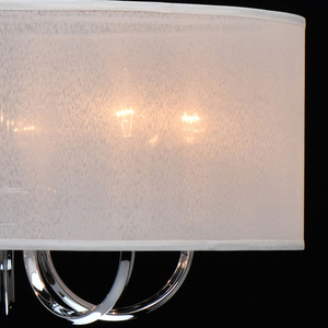 Lampă cu pandantiv Palermo Elegance 5 Chrome - 386017205 small 6