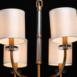 Lampă cu pandantiv Palermo Elegance 8 Brass - 386017508 small 9