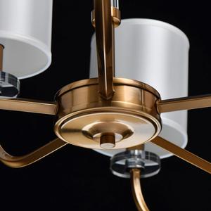 Lampă cu pandantiv Palermo Elegance 8 Brass - 386017508 small 10