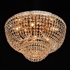 Lampa suspendată Patricia Crystal 6 Gold - 447011406 small 1