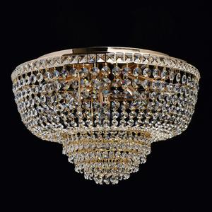 Lampa suspendată Patricia Crystal 6 Gold - 447011406 small 3