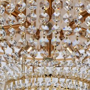 Lampa suspendată Patricia Crystal 6 Gold - 447011406 small 4