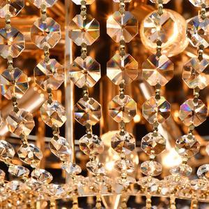 Lampa suspendată Patricia Crystal 6 Gold - 447011406 small 5