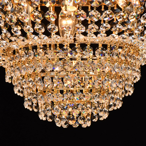 Lampa suspendată Patricia Crystal 6 Gold - 447011406 small 7