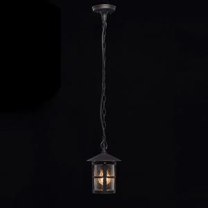 Lampa suspendată Glasgow Street 1 Negru - 806011001 small 1