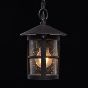 Lampa suspendată Glasgow Street 1 Negru - 806011001 small 3