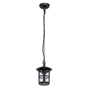 Lampa suspendată Glasgow Street 1 Negru - 806011001 small 0