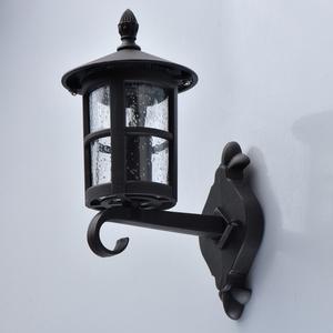 Lampa de perete Glasgow Street 1 Black - 806020801 small 2