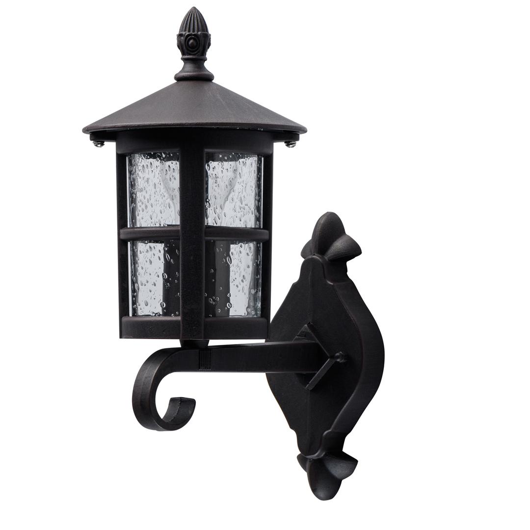 Lampa de perete Glasgow Street 1 Black - 806020801