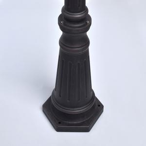 Glasgow Street 2 Lampă de podea Negru - 806041202 small 6