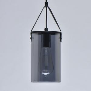 Lampa suspendată Alpha Megapolis 1 Negru - 673014701 small 2