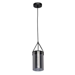 Lampa suspendată Alpha Megapolis 1 Negru - 673014701 small 0