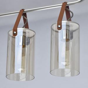 Lampa suspendată Alpha Megapolis 4 Silver - 673014604 small 3