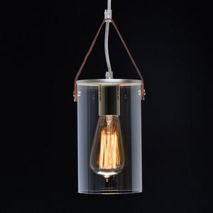 Lampa suspendată Alpha Megapolis 1 Silver - 673014801 small 3