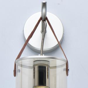 Lampă de perete Alpha Megapolis 1 Silver - 673025001 small 5