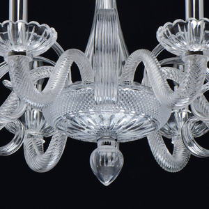 Lampa suspendată Ella Elegance 6 Chrome - 483013506 small 12