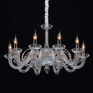 Lampa suspendată Ella Elegance 10 Chrome - 483013610 small 1