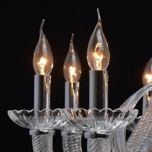 Lampa suspendată Ella Elegance 10 Chrome - 483013610 small 7