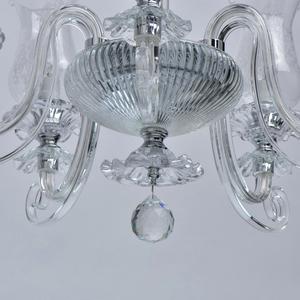 Lampa suspendată Ella Elegance 5 Chrome - 483013805 small 2