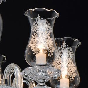 Lampa suspendată Ella Elegance 8 Chrome - 483013908 small 8