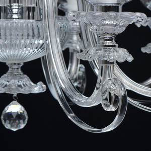 Lampa suspendată Ella Elegance 8 Chrome - 483013908 small 12