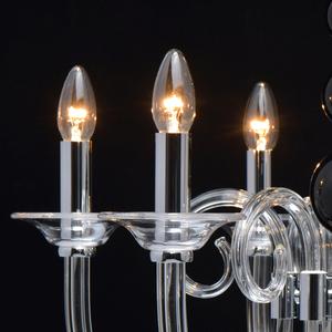 Lampa suspendată Ella Elegance 6 Chrome - 483014106 small 9